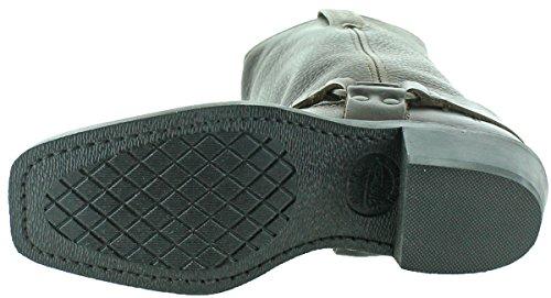 FRYE Women's Harness 12R Boot Blazer Brown best cheap price 6NQC47o
