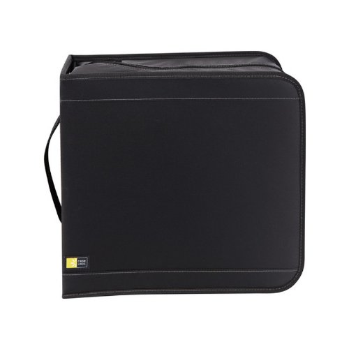 Case Logic CD/DVDW-208 224 Capacity Classic CD/DVD Wallet (Case Logic Dvd)