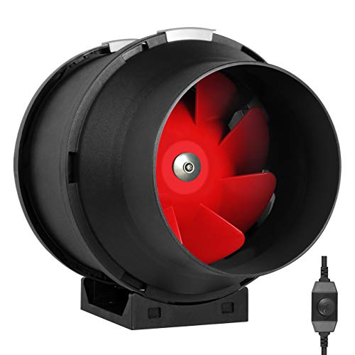 TerraBloom 6 Inline Fan