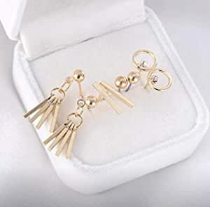 Drop & Dangle, Gold Plated