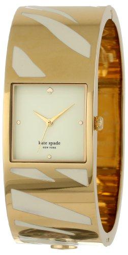 (kate spade new york Women's 1YRU0054 Zebra Delacorte Watch)
