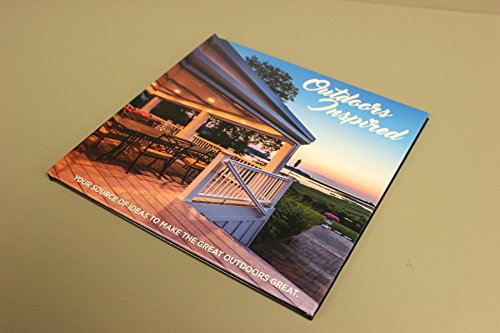 Price comparison product image Outdoors Inspired - Outdoor Living Patio & Pool Idea Book