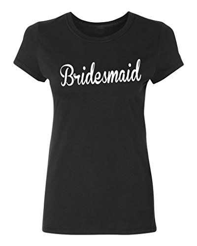 P&B The Bridesmaids Women's T-Shirt, L, - Tee Bridesmaid Shirts