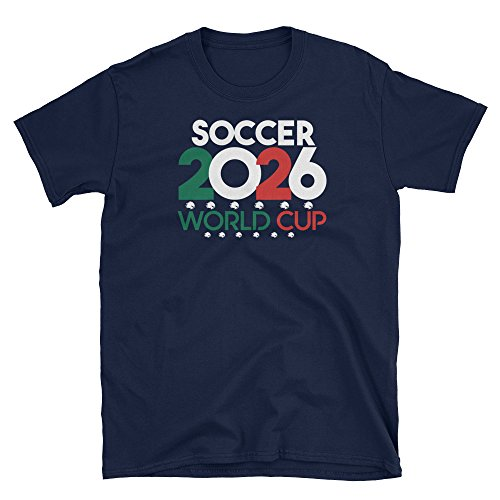 Mechali Products Hosting Country Mexico FIFA Soccer World Cup 2026 Short-Sleeve T-Shirt.
