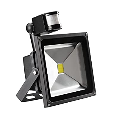 Led Sensor Flood Light Motion Lamp Outdoor, Motion Sensor Led Bulbs