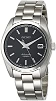 Seiko Men's Japanese Automatic Stainless Steel Casual Watch, Color:Silver-Toned (Model: SARB033)