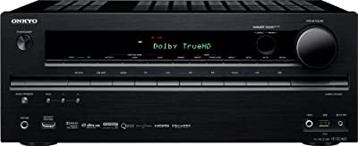Onkyo HT-RC460 7.2-Channel Network A/V Receiver (Black) (Discontinued by Manufacturer)