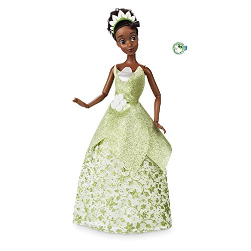 Disney Tiana Classic Doll with Ring - The Princess and The Frog - 11 1/2 -