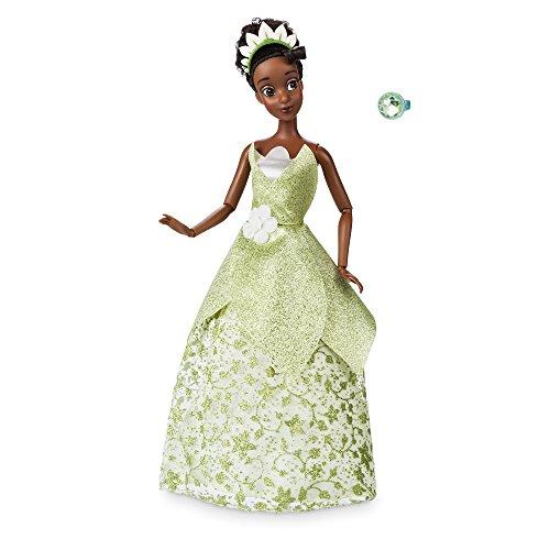 Disney Tiana Classic Doll Ring - The Princess The Frog - 11 1/2 - Disney Tiana Doll Princess