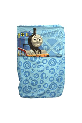 032281226855 - Thomas the Tank Toddler Bed Set carousel main 2