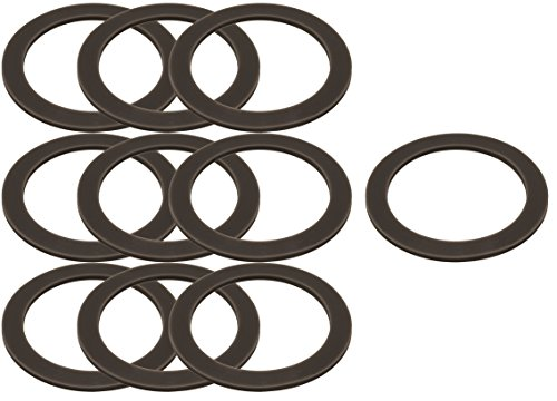 Blendin Blender Gasket Seal Ring, Compatible with Oster and Osterizer (10 Pack) ()