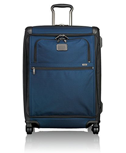 Tumi Alpha 2 Front Lid Short Trip Packing Case, Navy/Black by Tumi