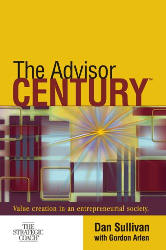 Download The Advisor Century: Value Creation in an Entrepreneurial Society pdf