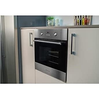 Russell Hobbs A Rated Single Electric 65 L Fan Oven Black
