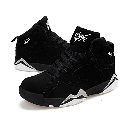 HUAN Shoes Athletic Lovers Size B Athletic Men's 37 Fall Comfort up Shoes Shoes PU Basketball Color Lace Spring BqOwvBr