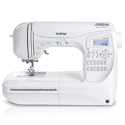 Brother Project Runway PC420PRW Sewing Machin..
