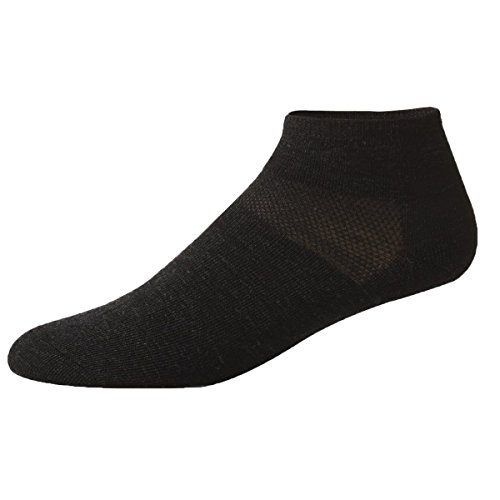 (Minus33 Merino Wool Outdoor Sport Life Sock, Charcoal, X-Large)
