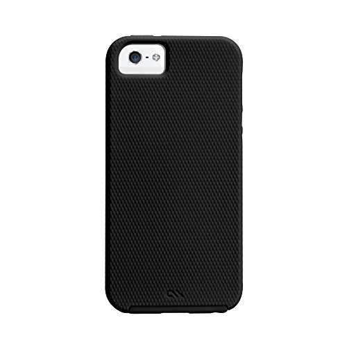 Case-Mate Tough Hardshell Case Cover for iPhone SE 5s 5 - Textured Black