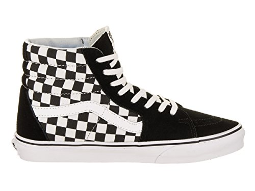mejor amado 50e03 9c2f0 Vans Unisex Sk8-Hi (Checkerboard) Skate Shoe: Amazon.co.uk ...