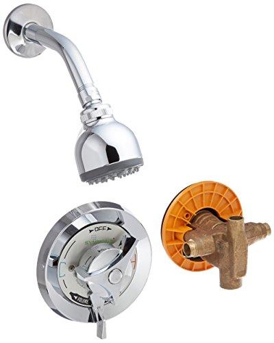 Symmons S-96-1-X Temptrol Shower System (Temptrol Shower System)
