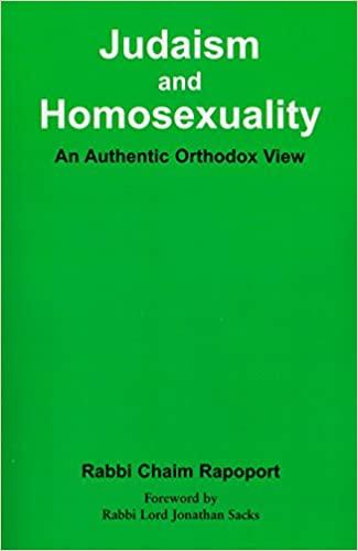 Orthodox view on homosexuality