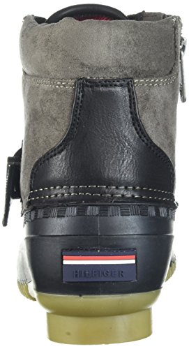 Tommy Boot Black Snow Women's Hilfiger Regin nBrwFB1qY
