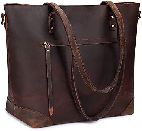 Save up to 27% on S-ZONE Women Genuine Leather Bag