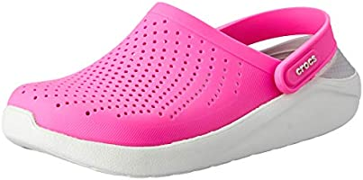 Crocs Kids' LiteRide Clog | Casual and Comfortable Athletic Kids' Shoes