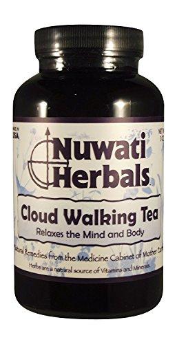 Cheap Nuwati Herbals – Cloud Walking Herbal Sleep & Anxiety Loose Tea, 3 Ounces