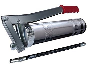 Lumatic Pistola de Grasa Lateral para caseta de Lube: Amazon.es: Coche y moto
