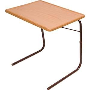 Amazon Com Table Mate Xl Tv Tray Table Light Oak Finish