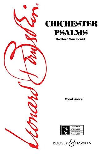 Bernstein: Chichester Psalms (Chichester Music Bernstein Psalms Book)
