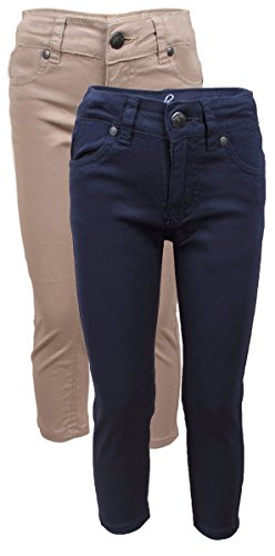 6 Pocket Capri Pants - 6