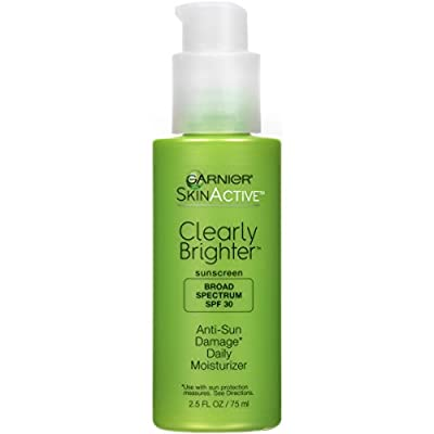 Garnier SkinActive Clearly Brighter Daily Moisturizer