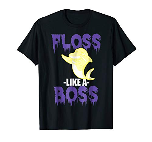 Floss Like A Boss Baby Shark Flossin Ultra