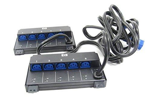 AF529A HP Intelligent Extension Bar Kit 5XC13 Power Distribution Unit PDU