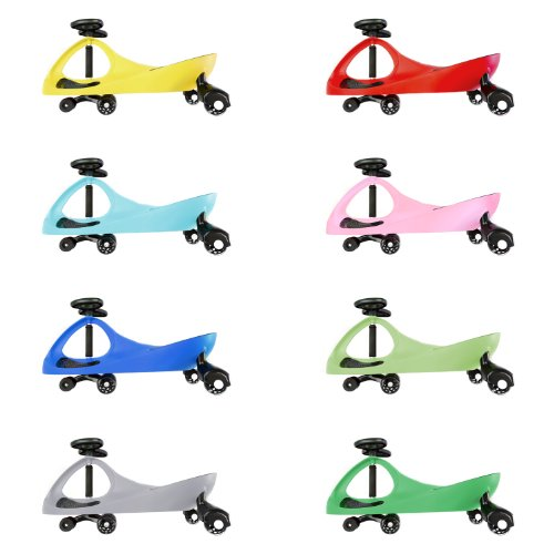 Toys For Spina Bifida : Eightbit swivel car rolling ride on indoor outdoor