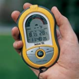 TI-PLUS Heat Index Monitor and Warning System By Tabletop King