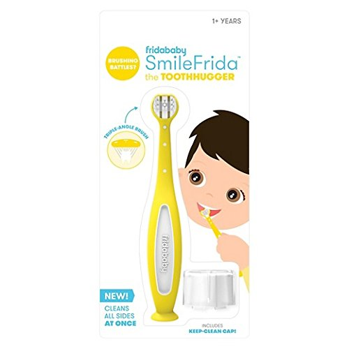 FridaBaby SmileFrida Toddler Toothbrush