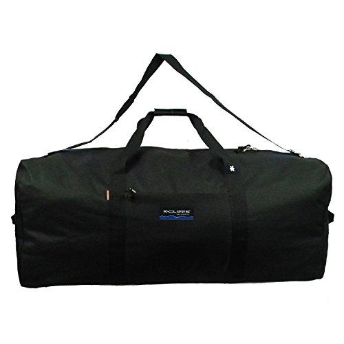 Heavy Duty Cargo Duffel Large Sport Gear Drum Set Equipment Hardware Travel Bag Rooftop Rack Bag – DiZiSports Store