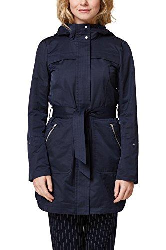 Abrigo 400 para by edc Azul Mujer Esprit Navy OFqUOfwzy