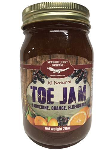 (Toe Jam (Tangerine, Orange,)