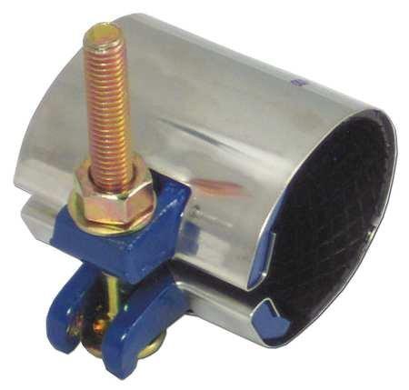 Smith-Blair Stainless Steel Repair Clamp, Redi-Clamp, Car...