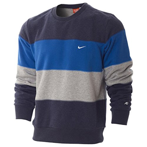 DEPT Blau 414 THE ATHLETIC Nike Sweatshirt Grau 1xaqgt