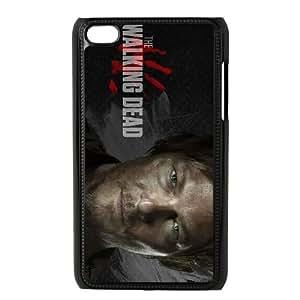 The Walking Dead Ipod Touch 4 Case Black WON6189218016820