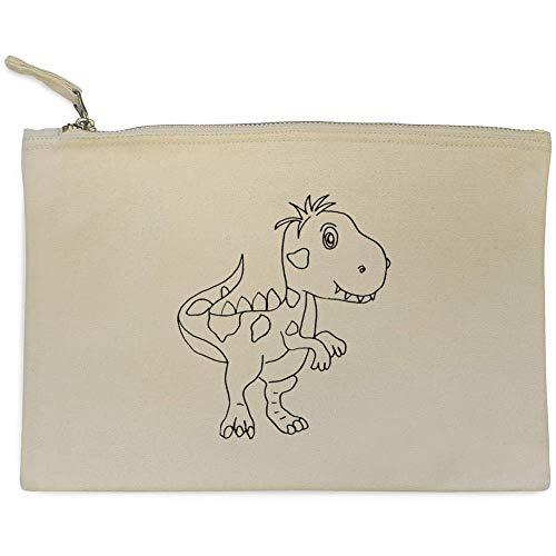 della pochette di custodia Azeeda Accessori pochette dinosauro cl00008197 wqP4RxACn