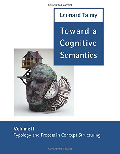 Toward a Cognitive Semantics: Typology and Process in Concept Structuring (Language, Speech, and Communication) by A Bradford Book