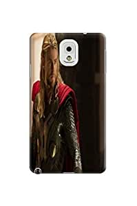 Custom cartoon design tpu skin cover case for Samsung Galaxy note3 of Chris Hemsworth Thor in Fashion E-Mall to make your phone fresh