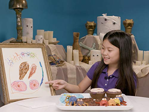 Can These Chefs Turn This Mummy Drawing Into A Dessert?