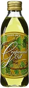 Trader Joe's Grapeseed Oil - 2 Pack